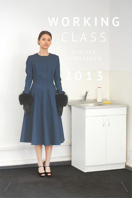 Working Class de Ksenia Schnaider | itfashion.com
