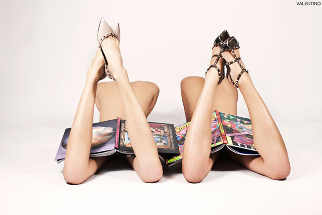 ¿Libros o zapatos? | itfashion.com