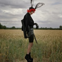 Tim Walker & Tim Burton | itfashion.com