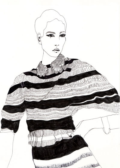 New Fashion Illustration | itfashion.com