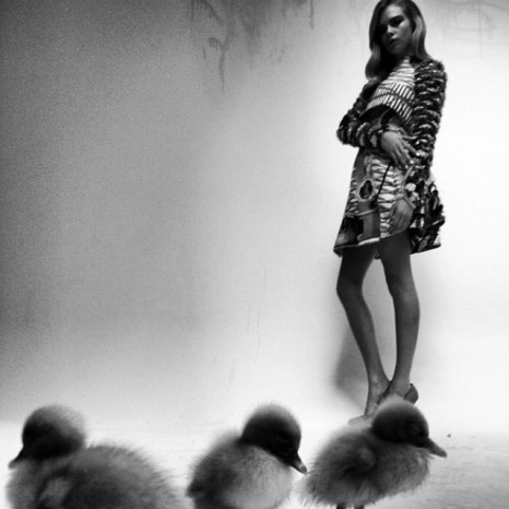 Nick Knight se apunta al Instagram | itfashion.com