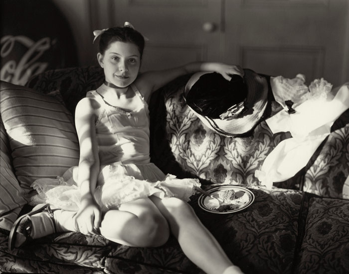 "Las ""nolitas"" de Sally Mann 