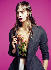 Cara Flower Girl | itfashion.com