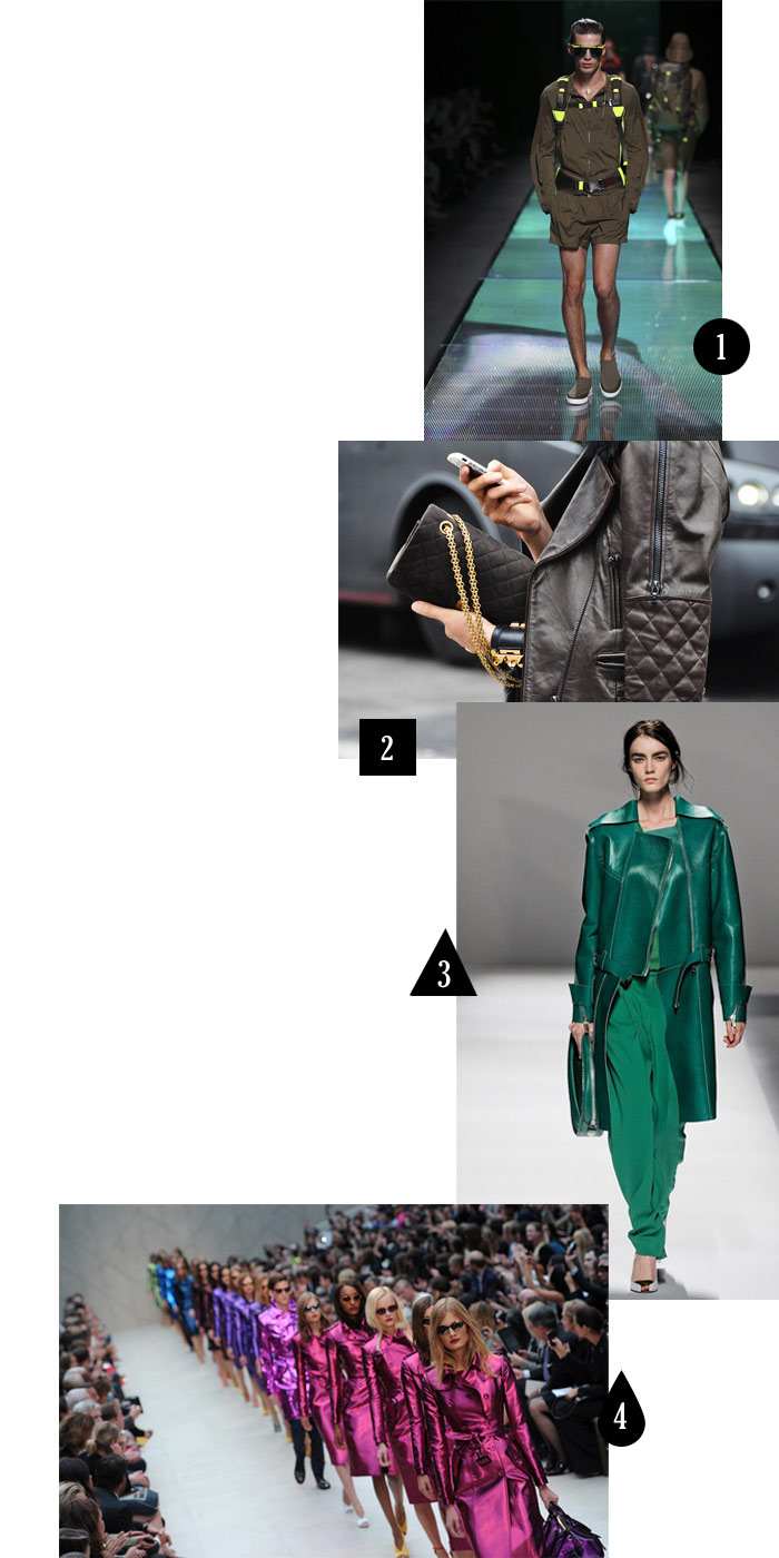 4 tendencias top para el 2013 | itfashion.com