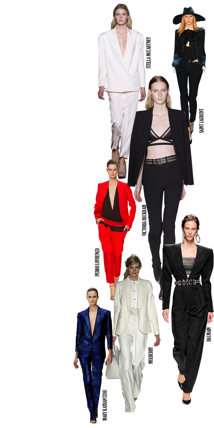Observatorio de tendencias: trajes | itfashion.com