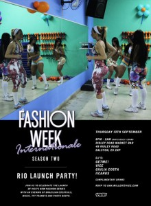 Fashion Week Internationale | itfashion.com