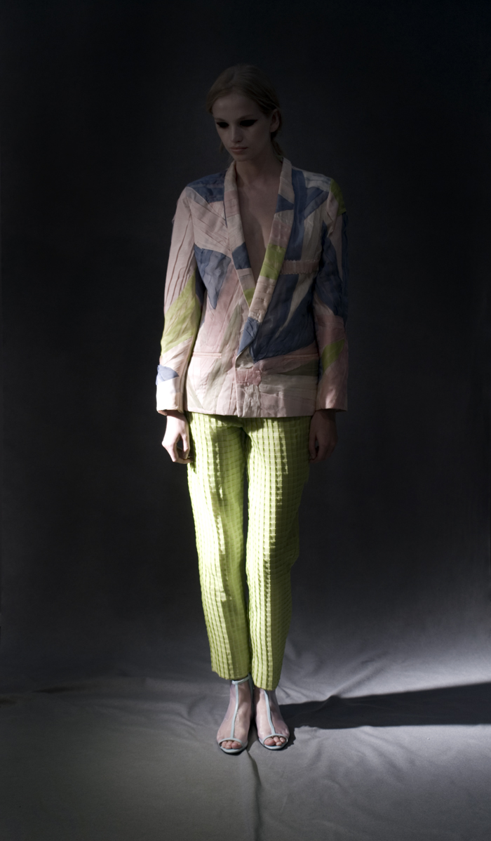 Martin Lamothe Spring Summer 2013 | itfashion.com
