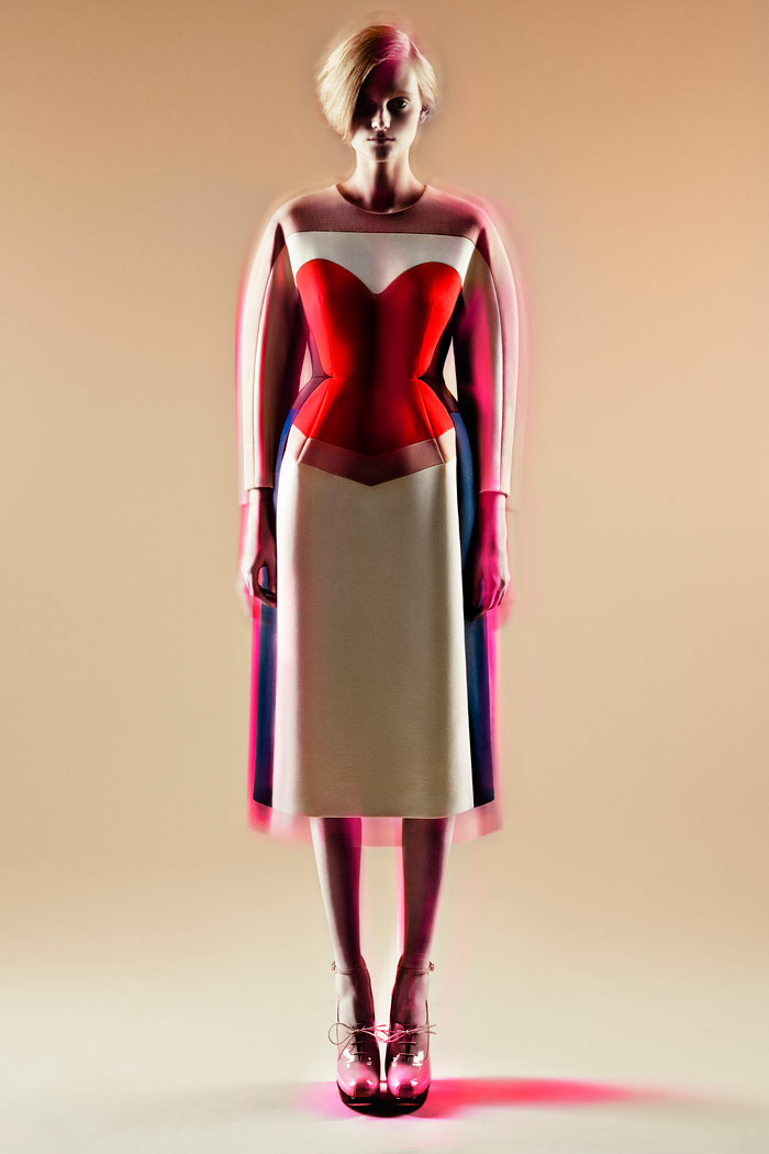 Delpozo fall 2013 | itfashion.com