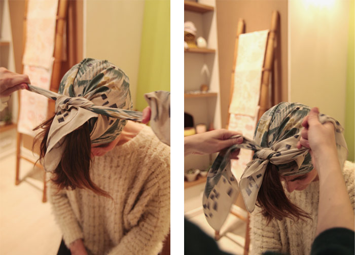 DIY turbante Su Turno | itfashion.com