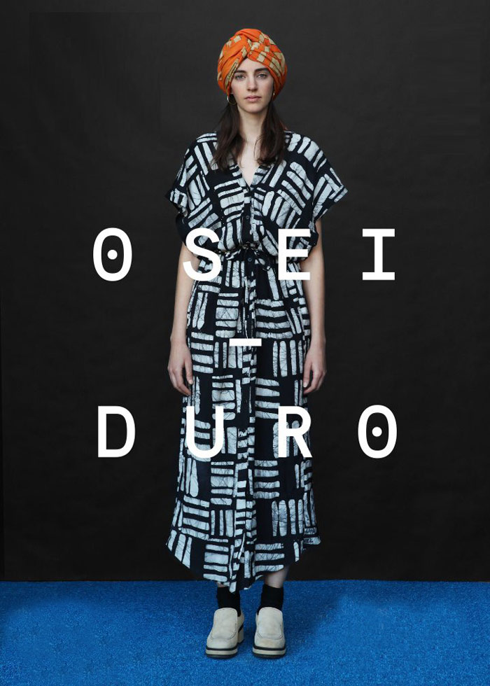 Osei Duro AW 2013 | itfashion.com