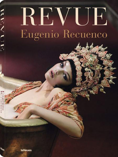 Eugenio Recuenco libro | itfashion.com