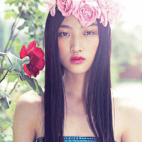 Vogue China Jing Wen by Yin Chao | itfashion.com