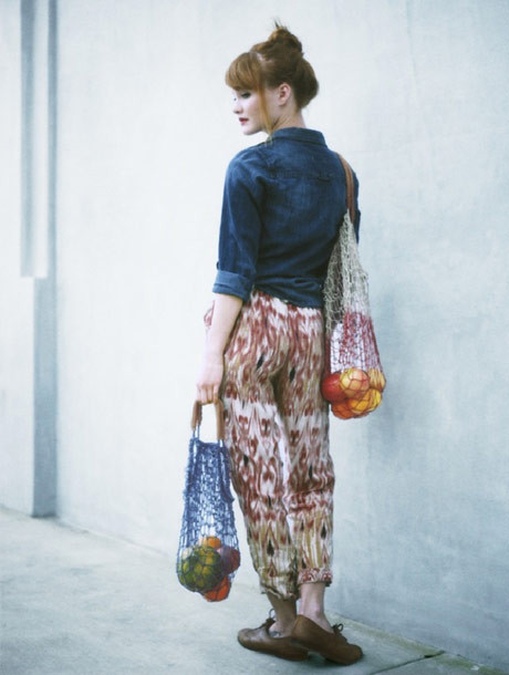 Andsoitgoes net bags | itfashion.com