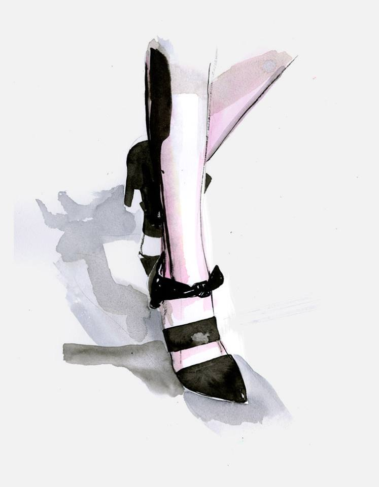 Caroline Andrieu Untitled 07 Best Fall Shoes | itfashion.com