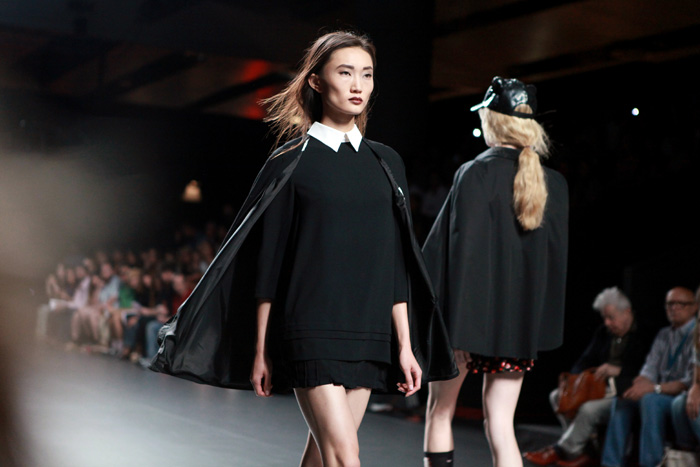 Victor Von Schwarz ss2014: Asian Perversion | itfashion.com