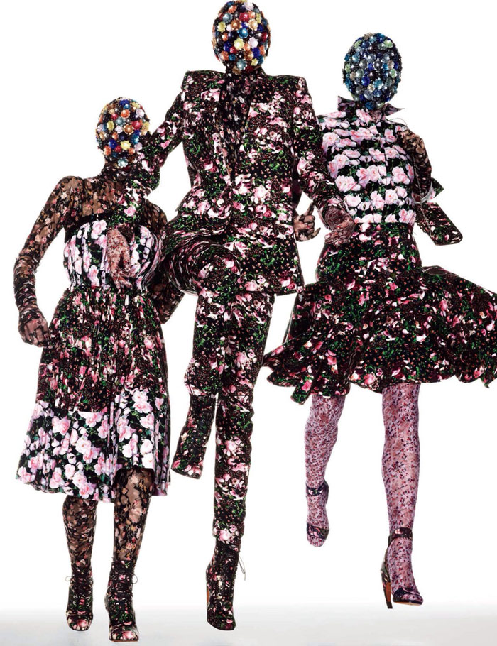Edward Enninful W Magazine | itfashion.com