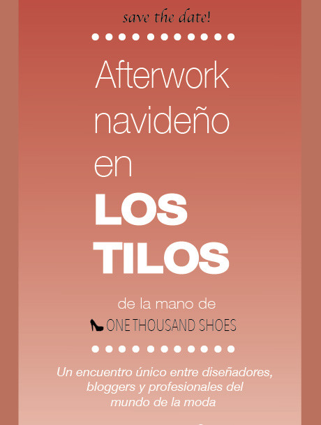 Christmas afterwork | itfashion.com