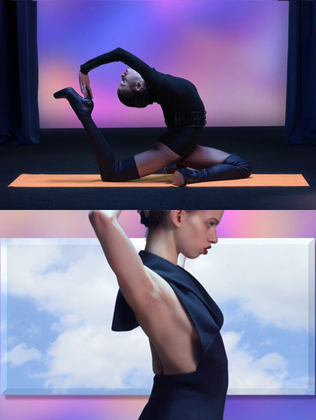 Tutorial de yoga con Lily McMenamy | itfashion.com