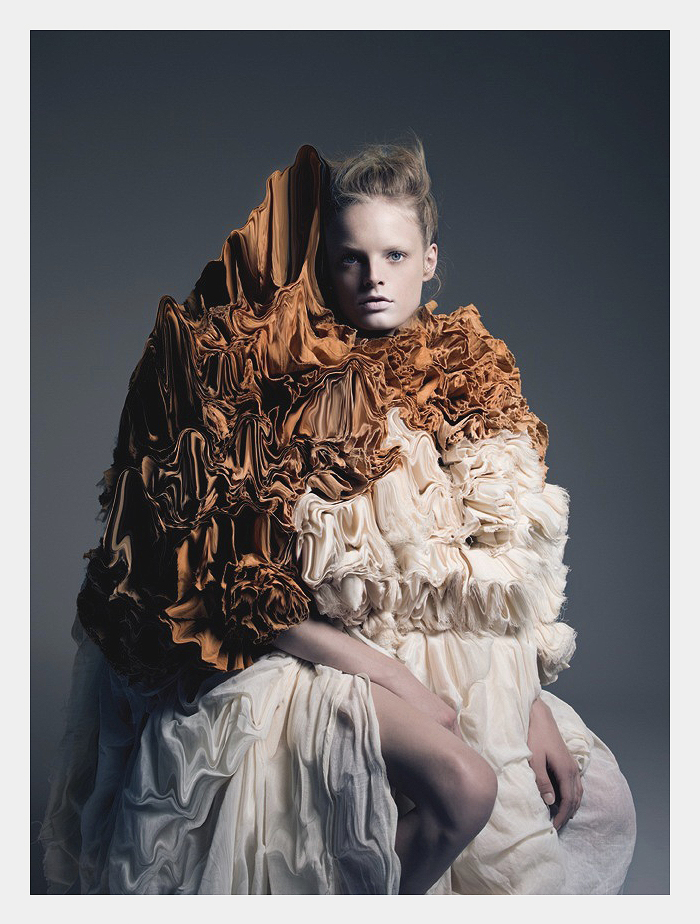 A Magazine curated by Iris van Herpen | itfashion.com