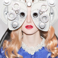 An Eye For Optical Theory | itfashion.com
