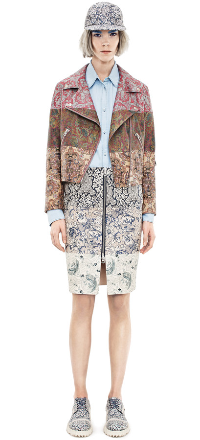 Acne Studios x Liberty London | itfashion.com