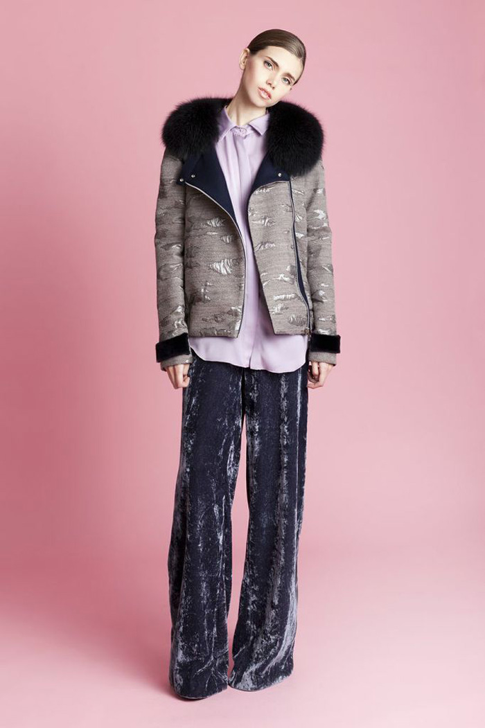 Siemprevivas Fall Winter 2014 2015 | itfashion.com