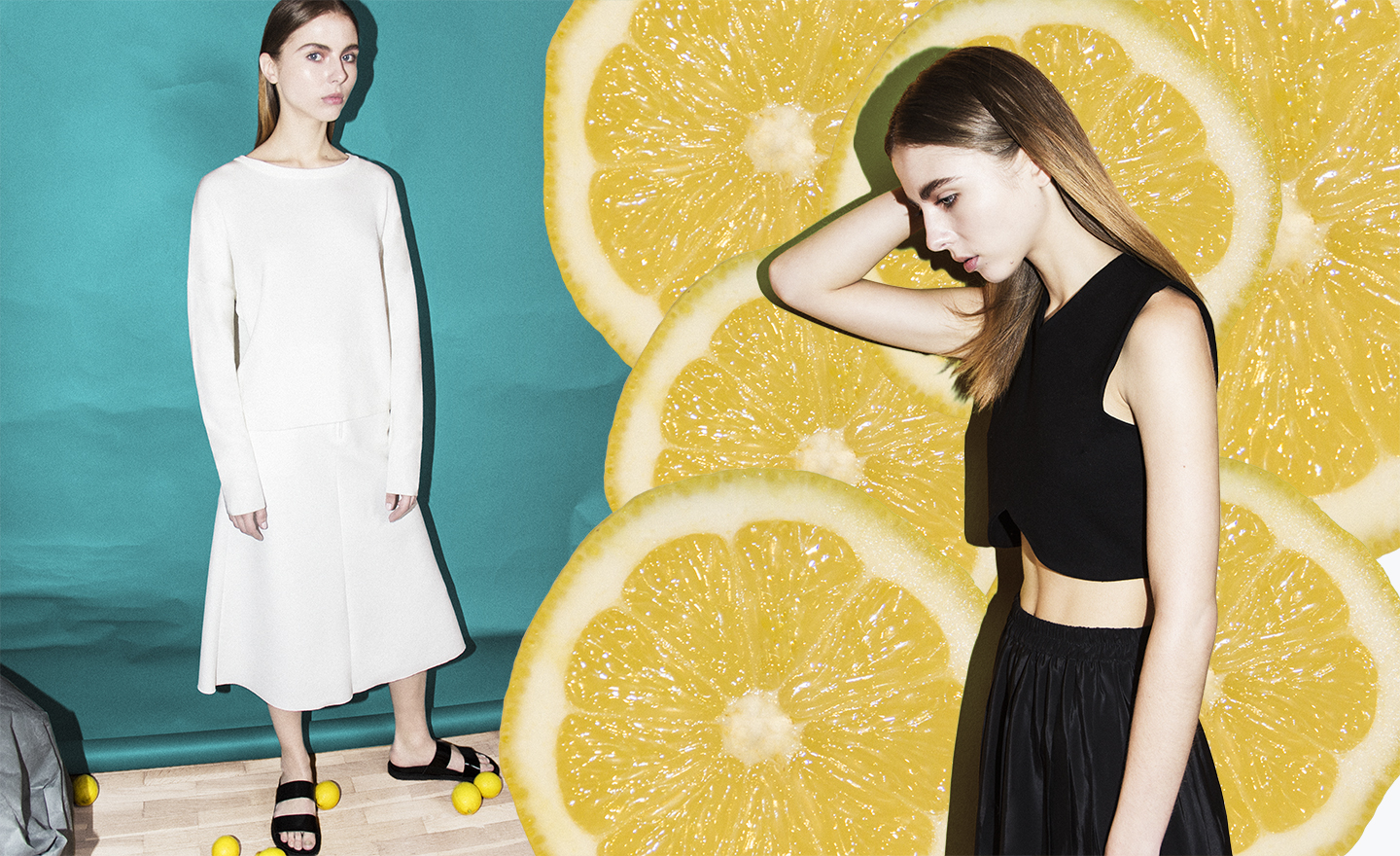 Lemon is the new Black | itfashion.com