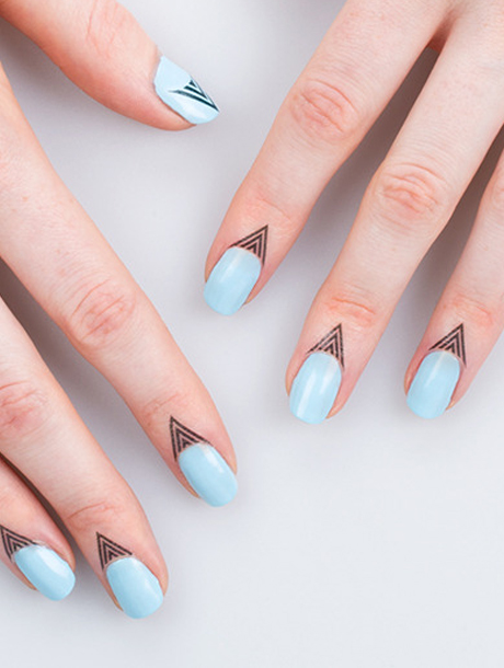 Cuticle Tattoo | itfashion.com