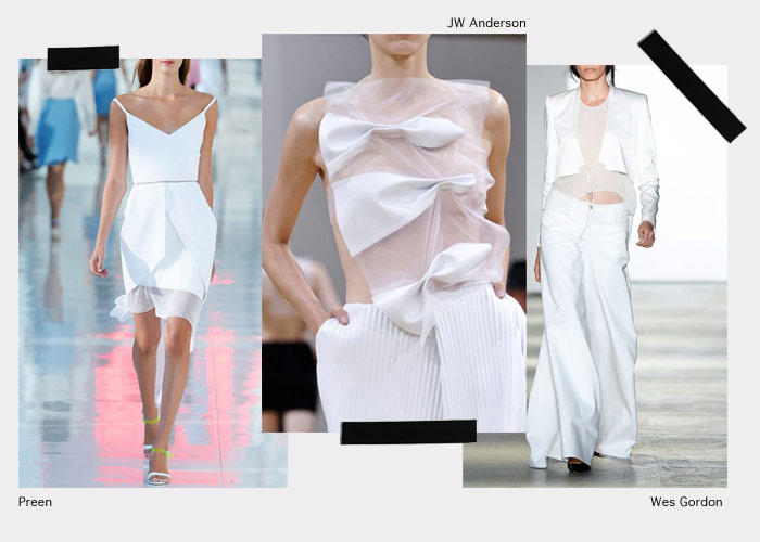 White is the New Black | itfashion.com