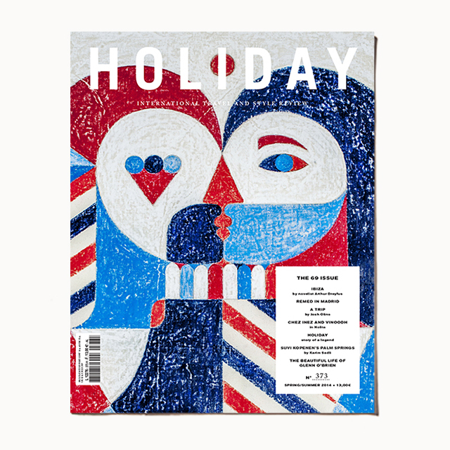 El regreso de Holiday Magazine | itfashion.com