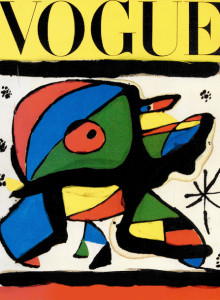 Arte en las portadas de Vogue | itfashion.com