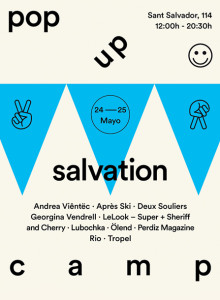 Pop Up Salvation Camp | itfashion.com