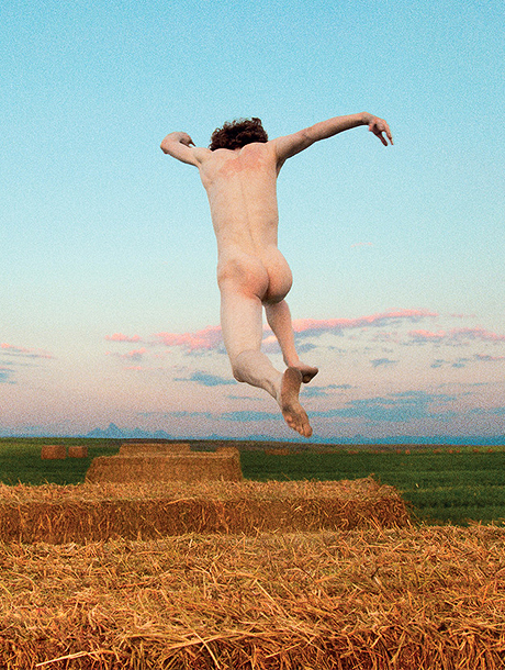 'Vertical Color of Sound' de Ryan McGinley | itfashion.com
