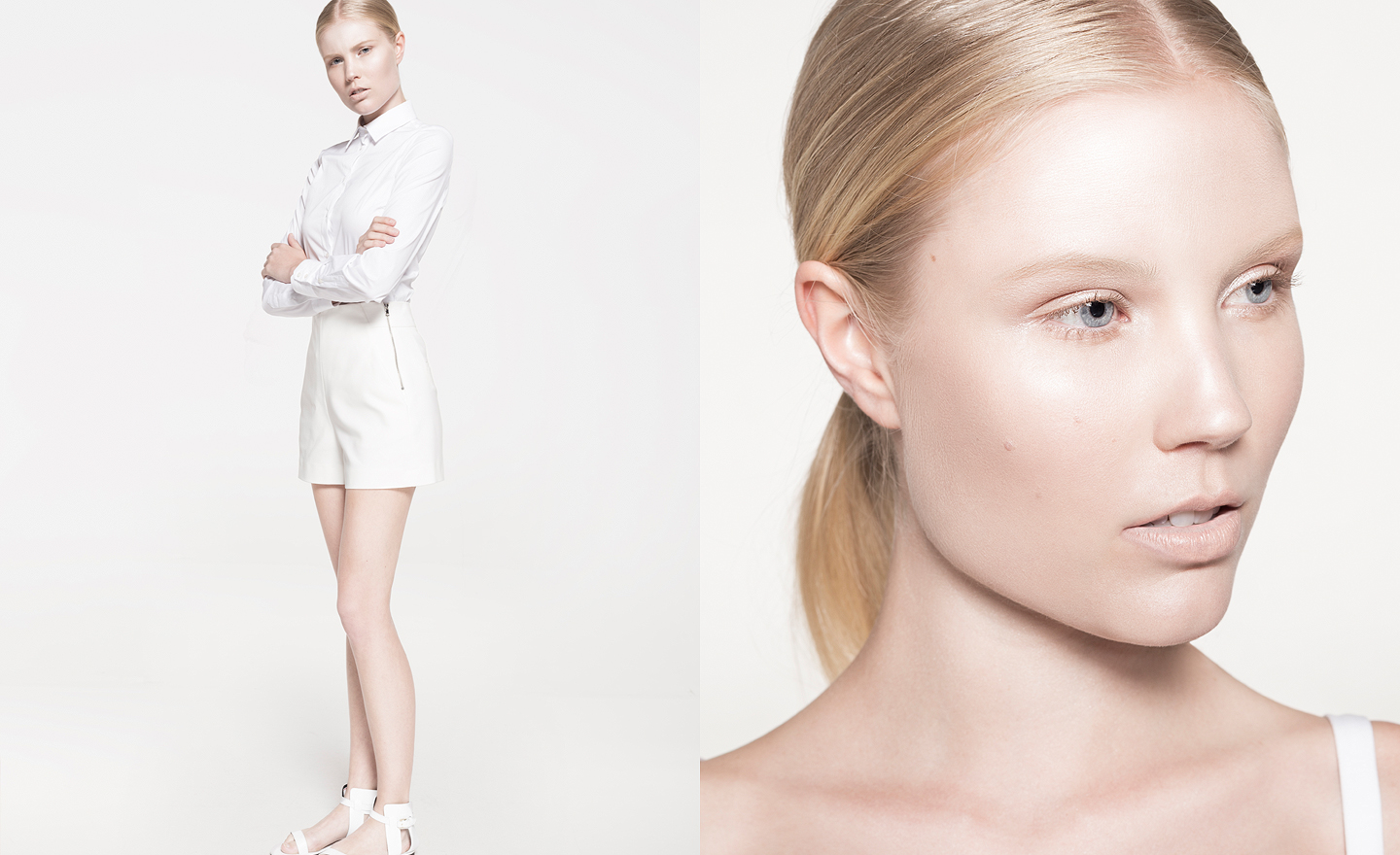 Sculptural White | itfashion.com