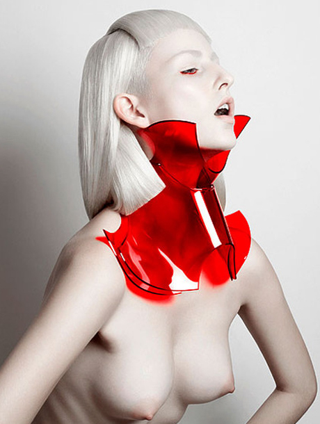 Los Face Corsets de Patrick Ian Hartley | itfashion.com