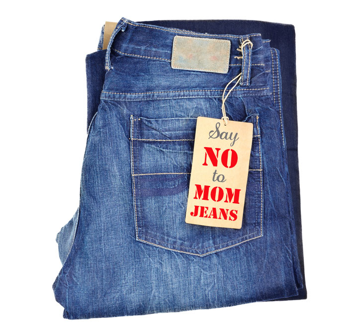 Mom Jeans | itfashion.com