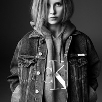 El debut de Lottie Moss para Calvin Klein | itfashion.com