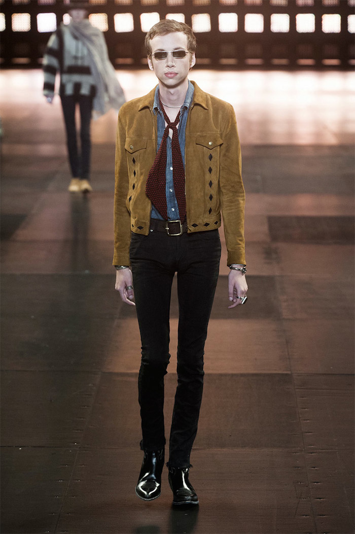 Saint Laurent - Spring/Summer 2015 | itfashion.com