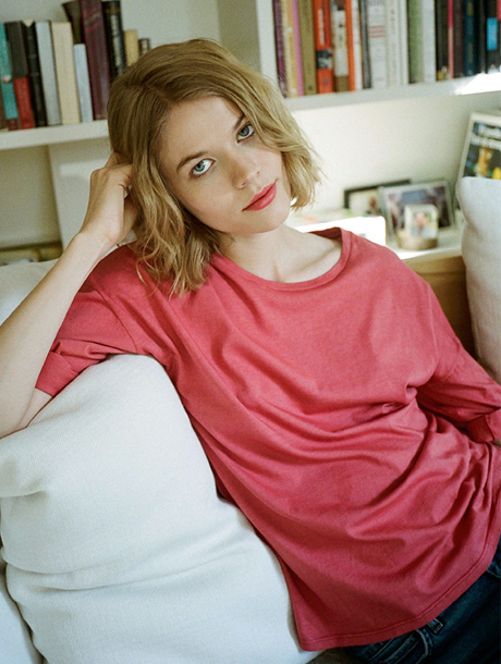 Sofia Coppola dispara el lookbook de Calder | itfashion.com