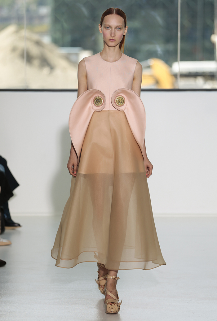 Delpozo, manual de arte | itfashion.com