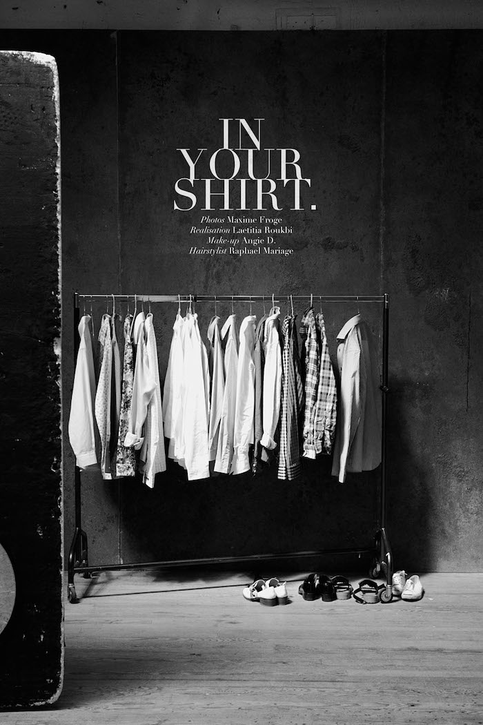 """In Your Shirt"" redefine la camisa Oxford 