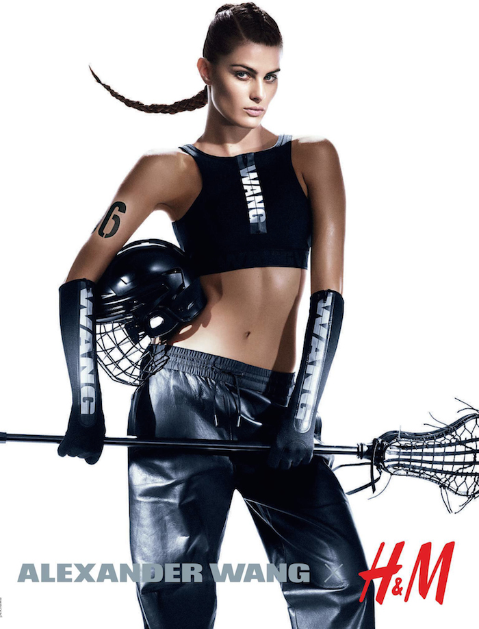 Alexander Wang x H&M | itfashion.com
