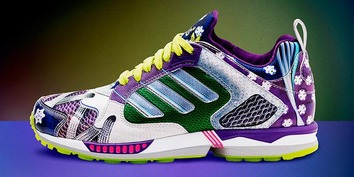Adidas x Mary Katrantzou | itfashion.com