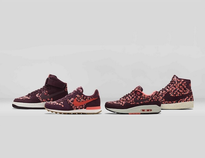 Nike x Liberty Holiday 2014 | itfashion.com
