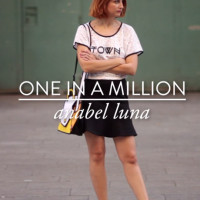 ONE IN A MILLION | Anabel Luna | itfashion.com