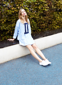 Louise de Testa: Run the Sun | itfashion.com