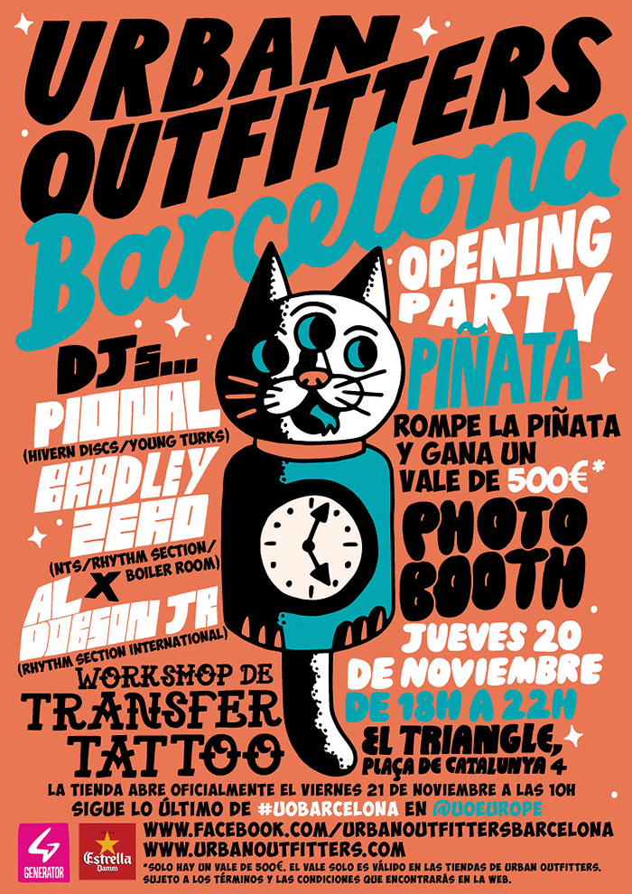 Urban Outfitters llega a Barcelona | itfashion.com