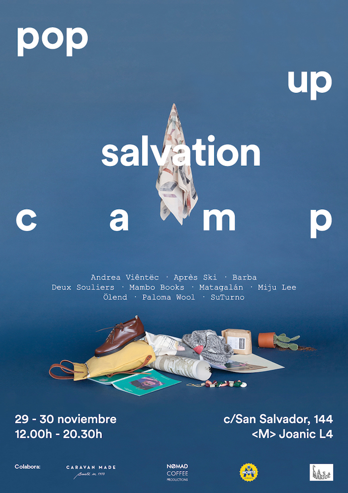 Llega la segunda edición de Salvation Camp | itfashion.com