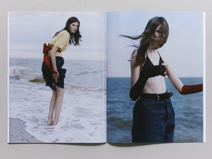 """Hot and Cool"", la sugerente revista de Alice Goddard 
