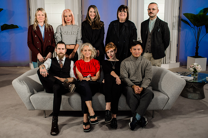 Los finalistas del H&M Design Award 2015 | itfashion.com